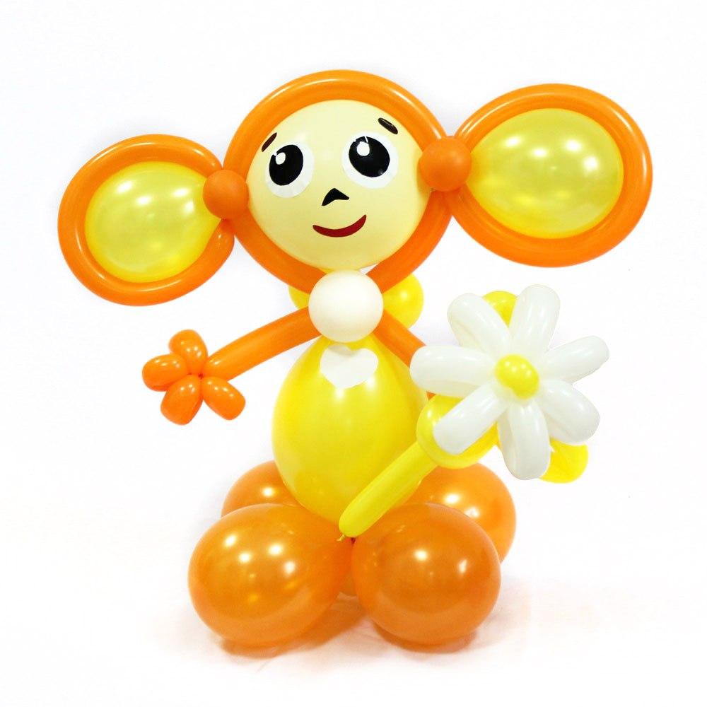 фото из шаров