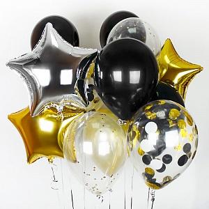 связка шаров фото
